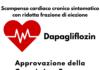 Dapagliflozin per lo scompenso cardiaco in pazienti con o senza diabete di tipo 2 è stato approvato in Europa